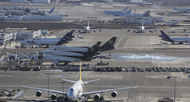 Anchorage Airport expresses interest in Publi..