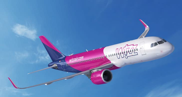 Wizzair announces route between Sweden and Po..