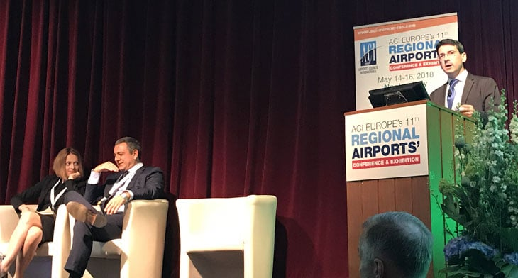 ACI RAC 2018: Aviation security and new techn..