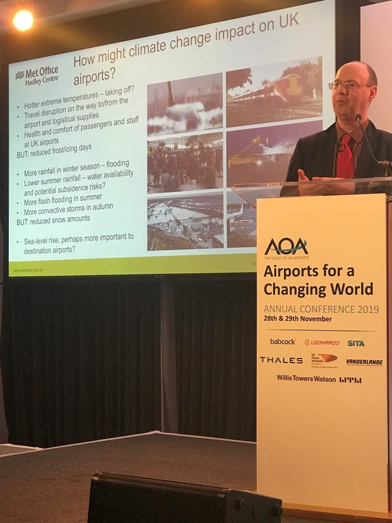 AOAConf19 Met office Jason Lowe