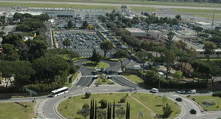 Ciampino Airport remains closed after fire