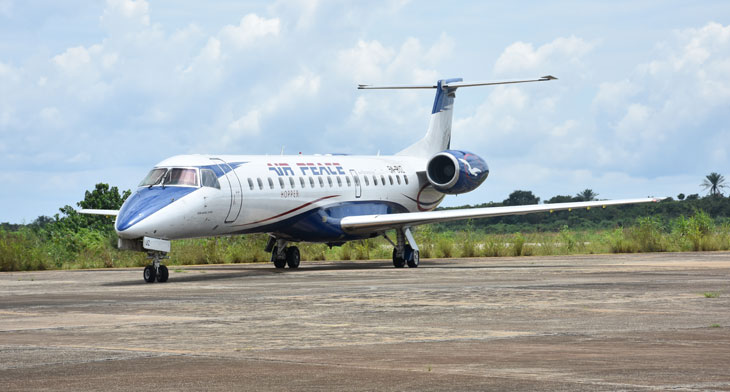 Nigerian government clears Asaba Airport for international flights