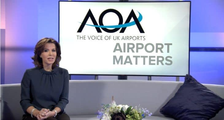 AOAConf19: Industry film 'Airport Matters' explores future of aviation