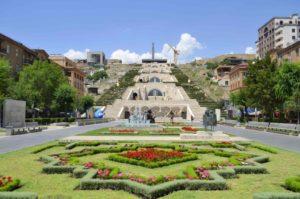 Cascade. Yerevan