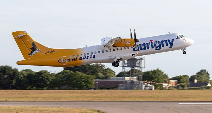 Aurigny announces new Jersey and Southampton ..
