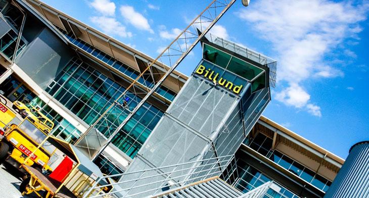 Billund Airport gains four European links