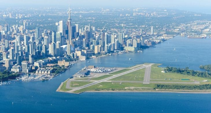 Billy Bishop Airport to convert airport ferry..