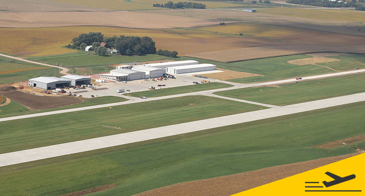 Sioux County welcome new regional airport
