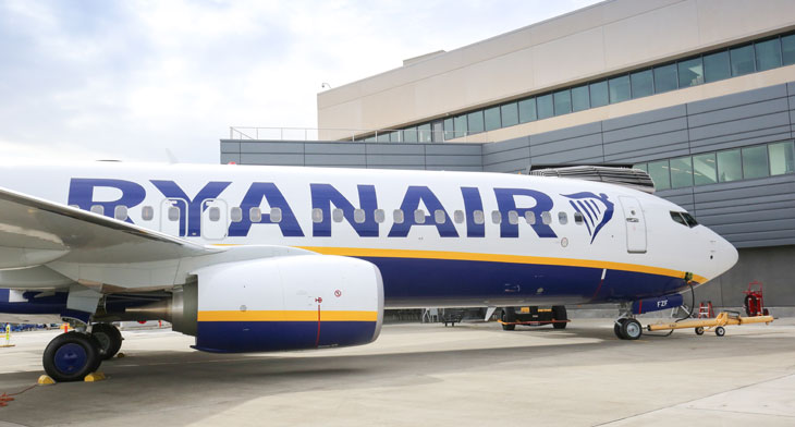 Armenian Airports Company welcomes Ryanair service plans