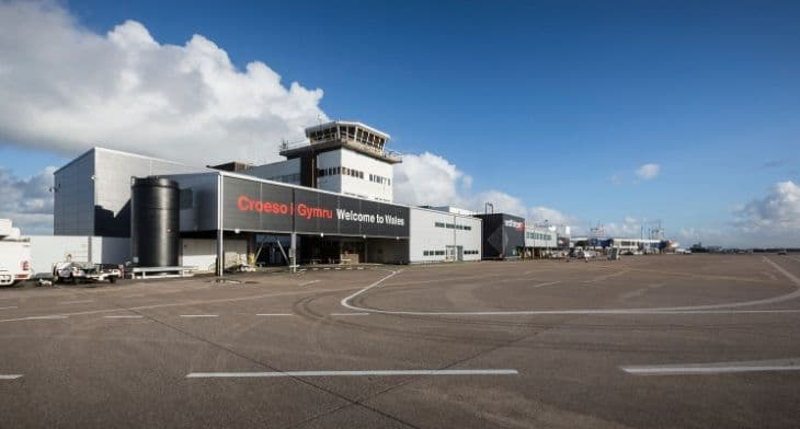 Cardiff Airport to take over passenger servic..