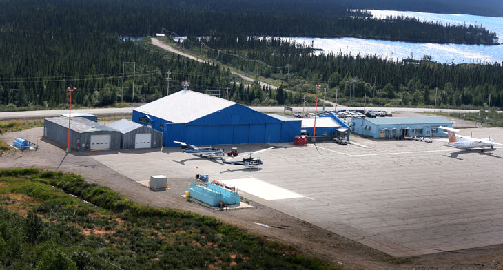 Churchill Falls gains de-icing investment