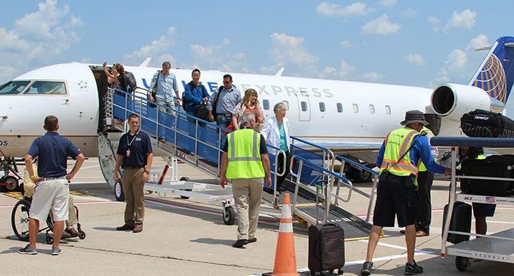 Columbia Regional Airport re-opens main runway ahead of schedule