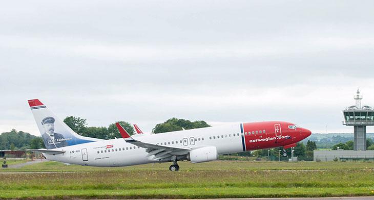 Norwegian to end transatlantic flights betwee..