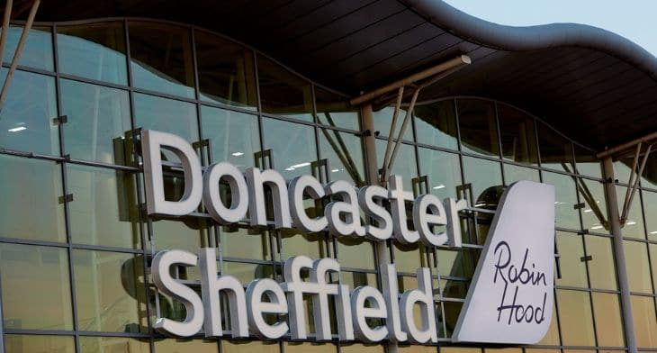 Chisinau gains link with Doncaster Sheffield