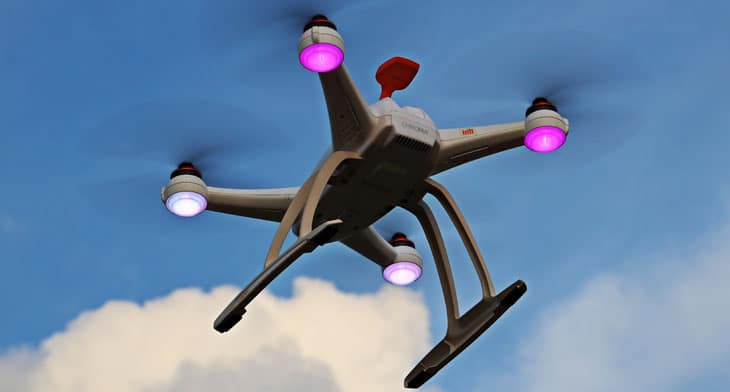 Ensuring the safe integration of drones into ..