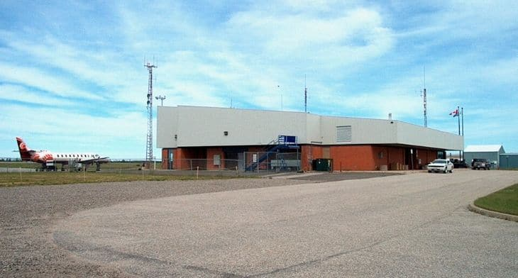 The Loomex Group chosen to manage Dryden Airport