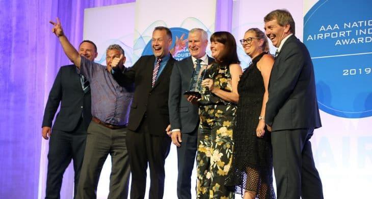 Regionals triumph in Australian Airports Association awards