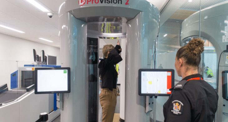 Dunedin Airport introduce new security body s..