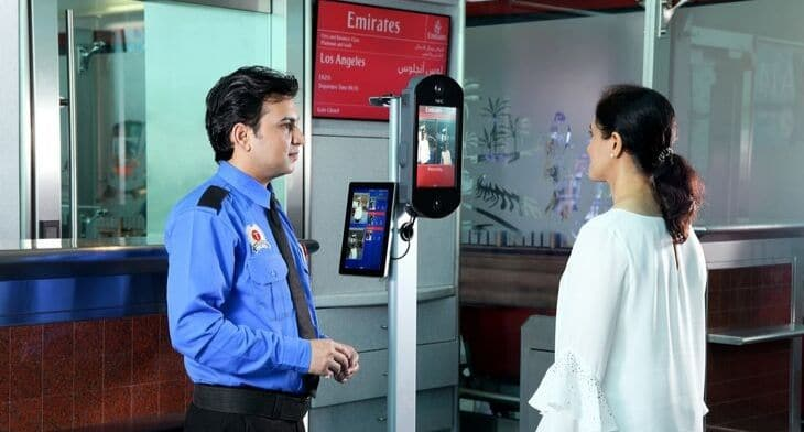 Emirates gets green light for biometric boarding in US airports
