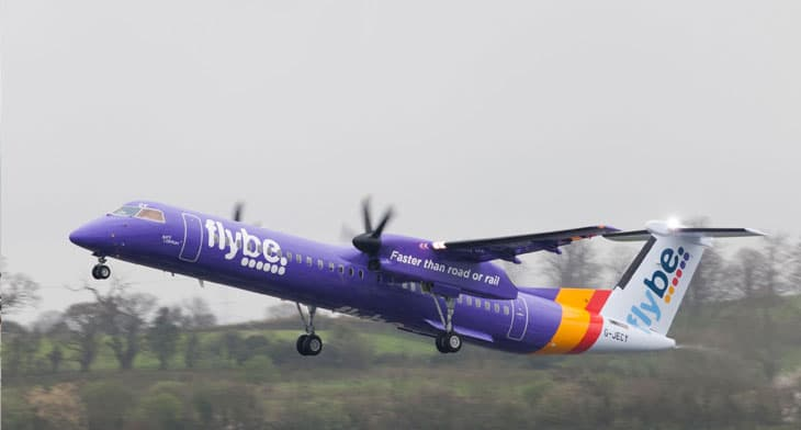 """Flybe boss accuses Edinburgh Airport of """"appalling"""" service"""