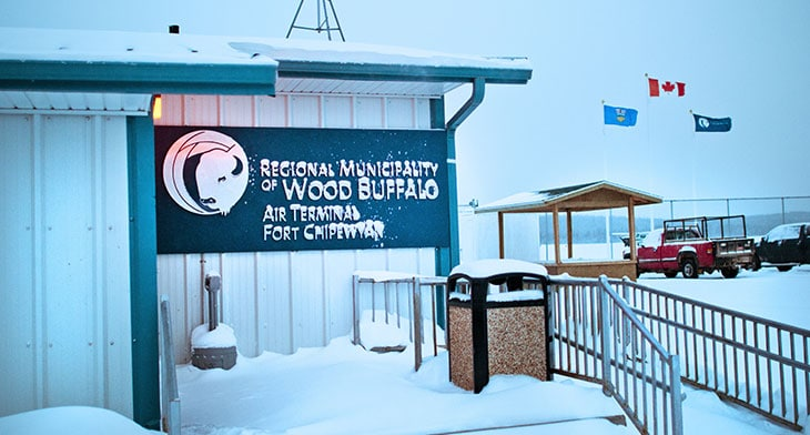 Fort Chipewyan Airport gains lighting investment