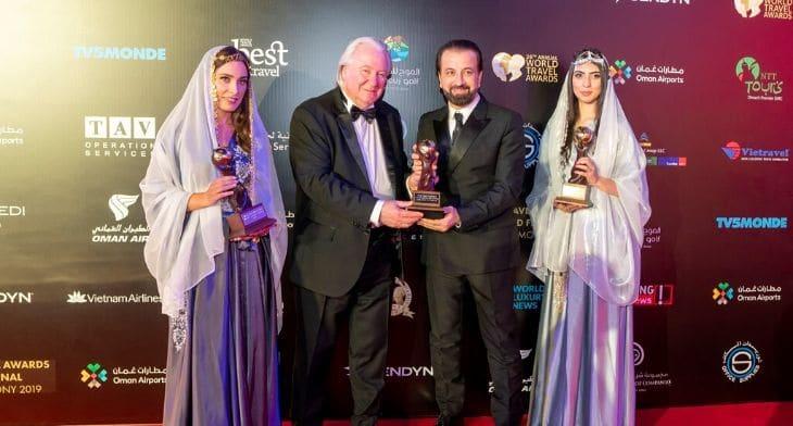 Jetex wins leading FBO brand at World Travel ..