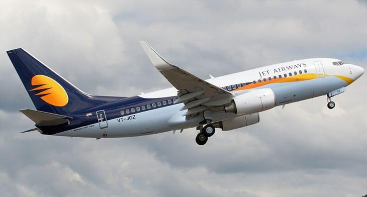 Jet Airways suspends international flights
