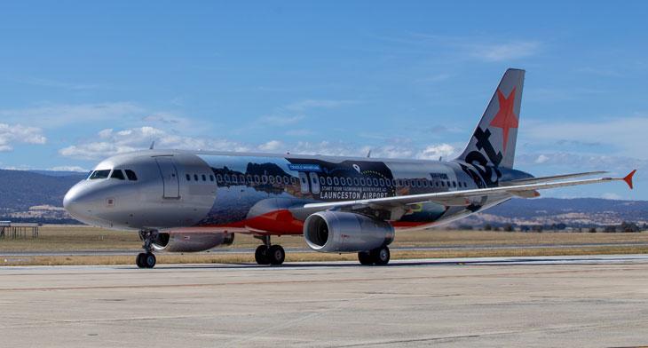 Launceston Airport promotes Northern Tasmania