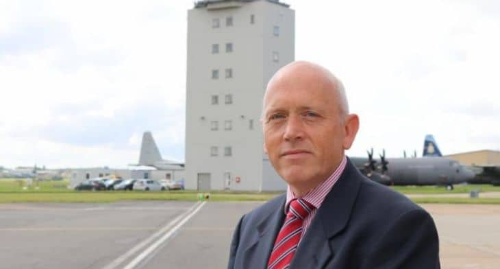 Cambridge Airport director plans for growth
