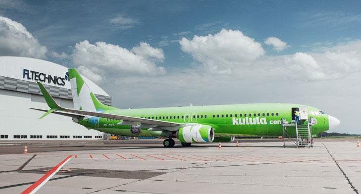 Kulula.com 'reinvents' airport ex..
