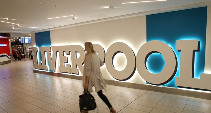 Ancala acquires stake in Liverpool John Lennon Airport