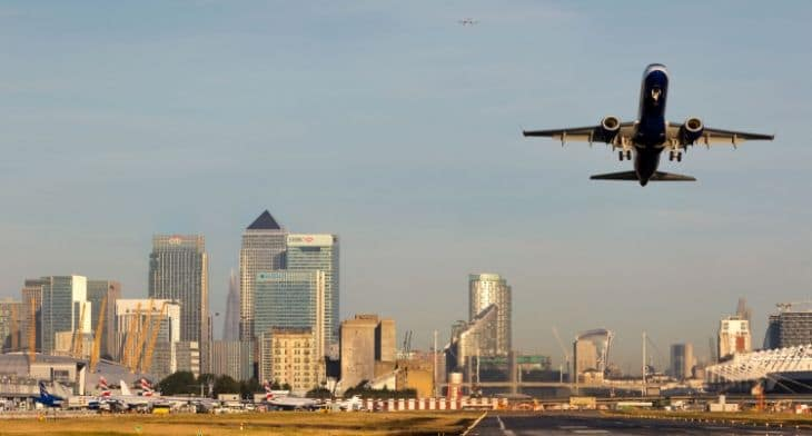 London City Airport calls for Global Travel Taskforce to take decisive action