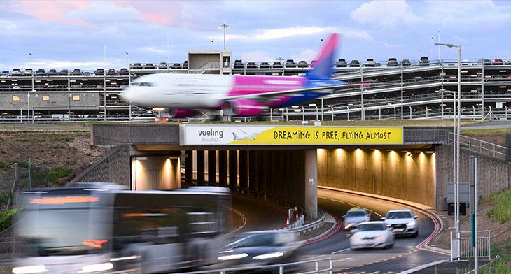London's Luton Airport celebrates record ye..