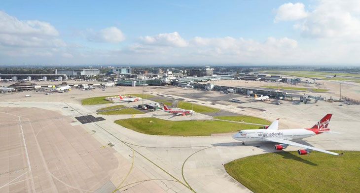 UK airports mark fourth annual AOA Airports S..