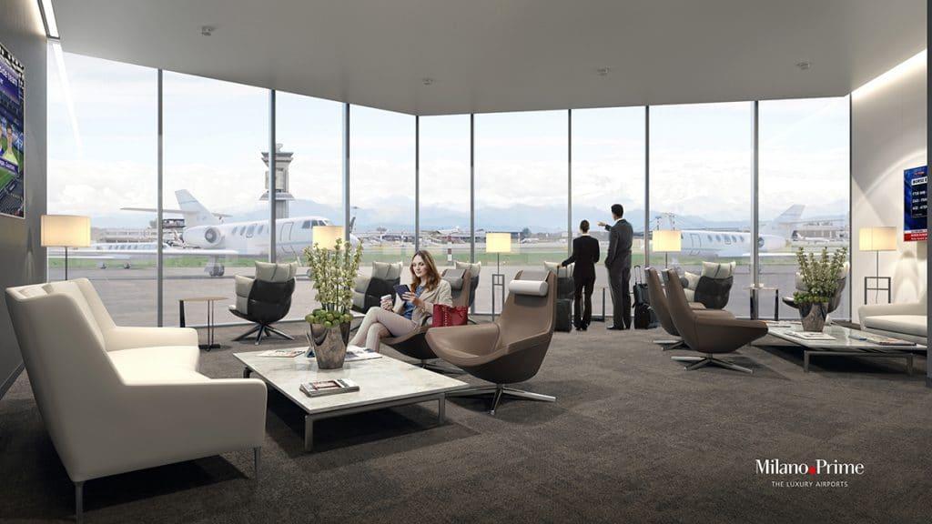 Malpensa prime lounge