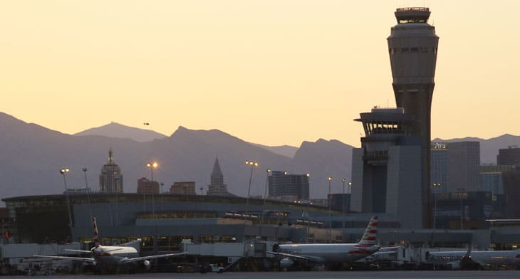 McCarran Airport ploughs ahead with renovation plans
