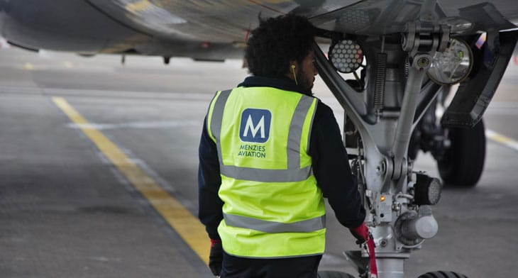 Menzies awarded long-term contract at London Luton Airport