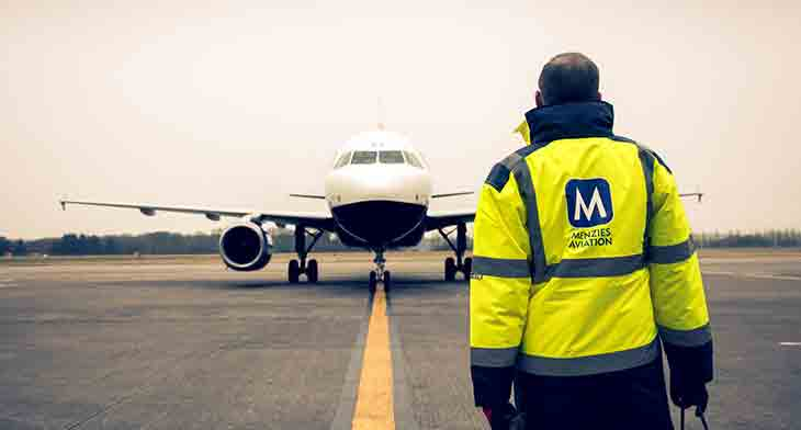 Menzies expands airline services