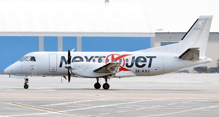 NextJet bankruptcy leaves regional airports stranded