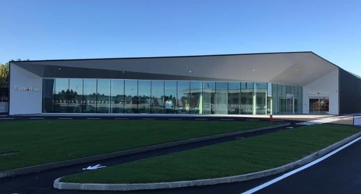 Milano Prime terminal opens at Malpensa