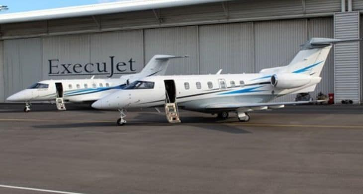 ExecuJet expands fleet in Cape Town