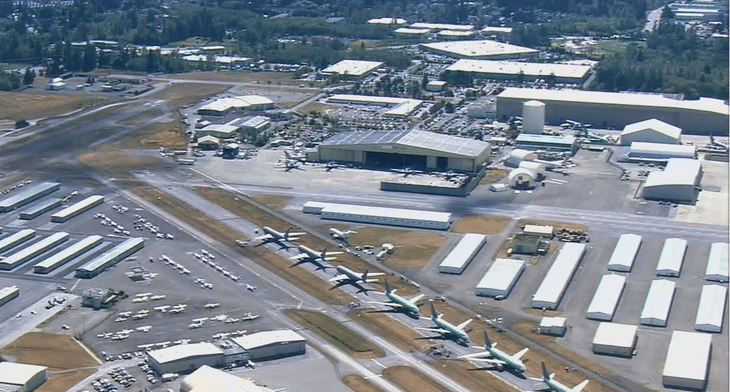 Paine Field's passenger terminal attracts new investor