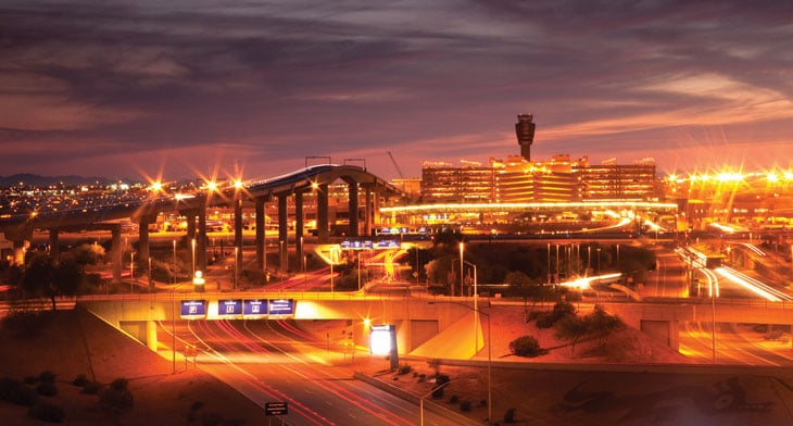 Phoenix Sky Harbor's roadmap approved by city council