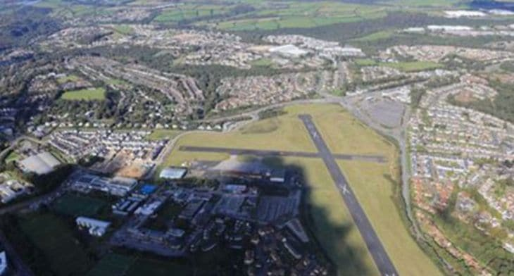 Plymouth Airport looks to electric aviation for its future success