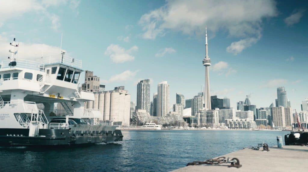 PortsToronto's Billy Bishop Airport to Convert ferry to electric