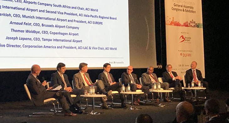 ACI AGM 2018: Building an airport brand and reputation