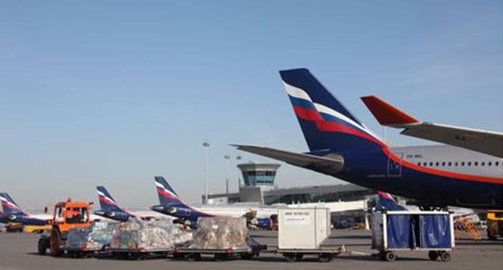 Aeroflot plane crash-lands at Moscow's ..