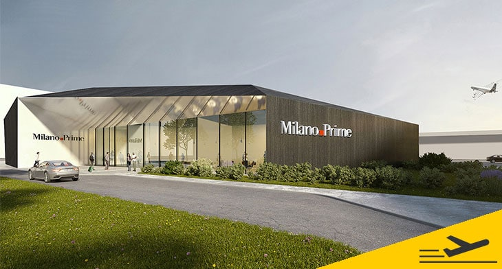 EBACE19: Countdown begins for opening of Malpensa Prime