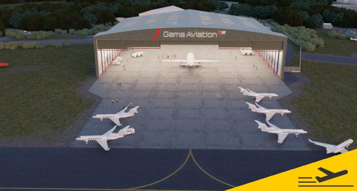 Gama Aviation to open flagship maintenance fa..