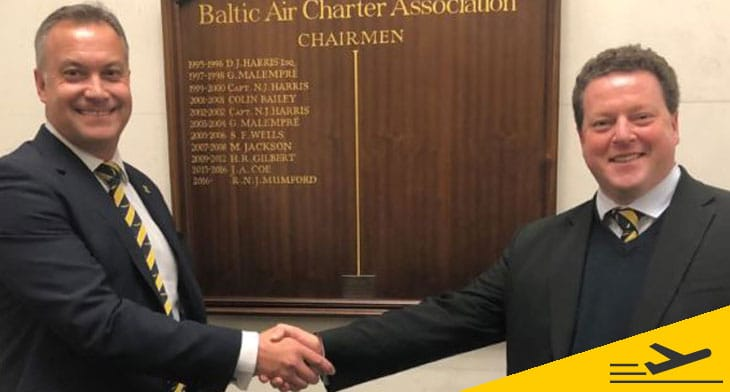 BACA appoints new chairman